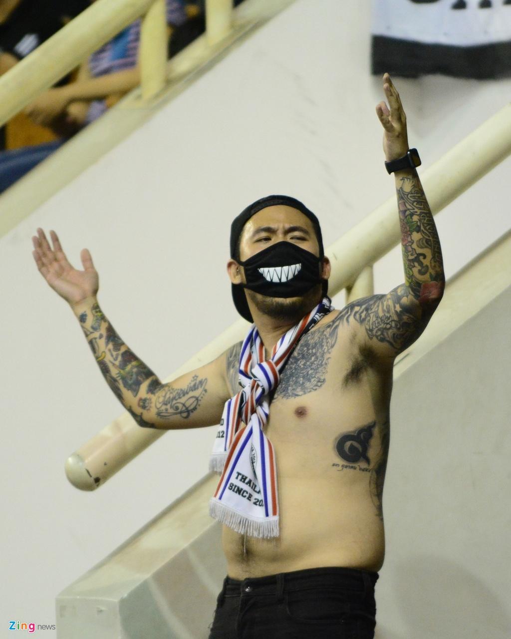 CDV Thai Lan quay tung o giai futsal Dong Nam A anh 9