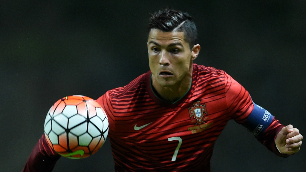 Ronaldo voi vai dien cuoi trong bo phim kinh phi thap anh 3