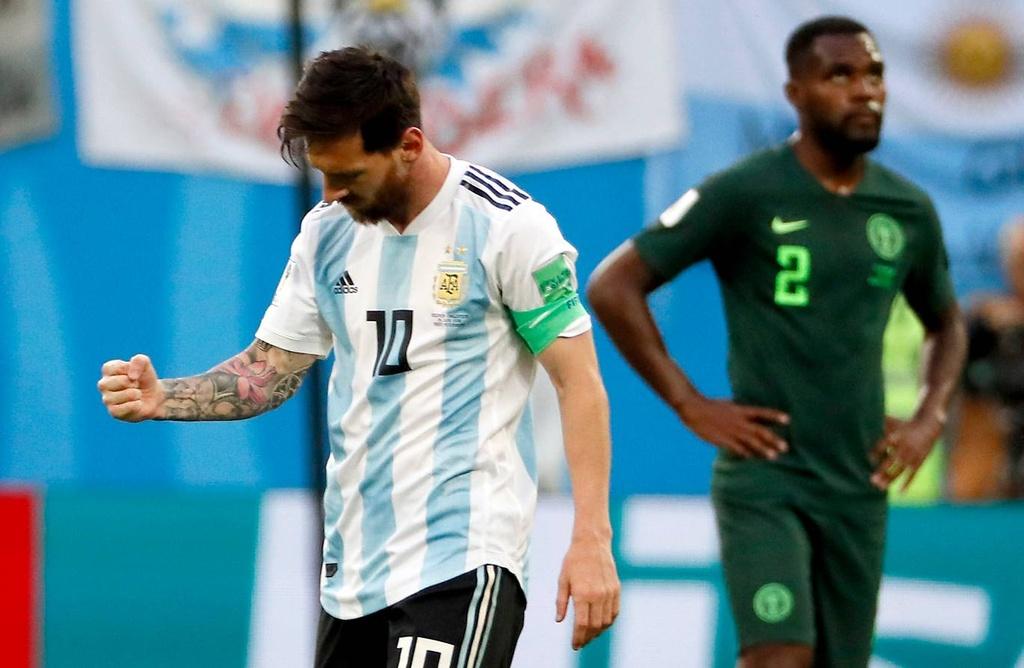 Argentina - Ke an may dac biet cua World Cup 2018 anh 1