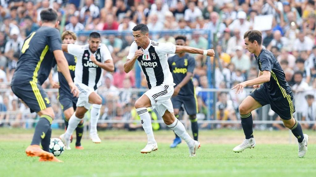Ronaldo, Verona va su yen binh bi pha vo hinh anh 3