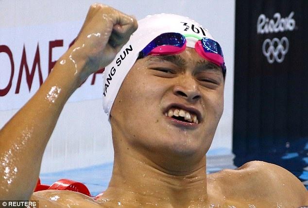 Sun Yang - kinh ngu Trung Quoc xau tinh va ke goi cam hinh anh 3