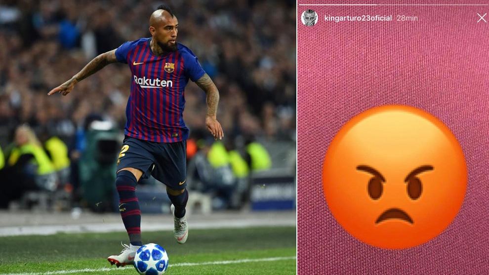 Arturo Vidal: Trả giá vì tin lời hứa hão của Barca