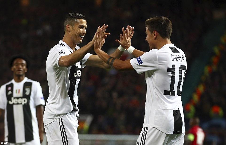 Dybala san sang toa sang tren san khau cua Ronaldo hinh anh 2