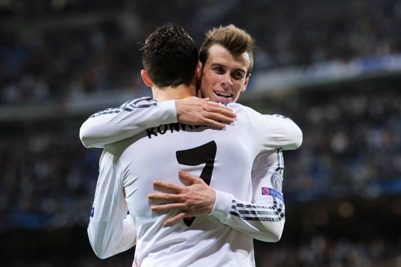 Ronaldo, dua con ghe chua bao gio Chu tich Perez thua nhan hinh anh 2