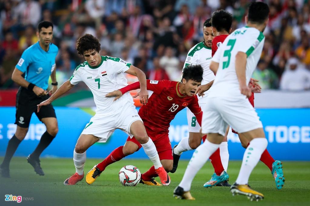 phong vien Iran,  Viet Nam,  Iran,  Asian Cup,  Park Hang Seo,  Carlos Queiros,  Iraq,  Yemen anh 1