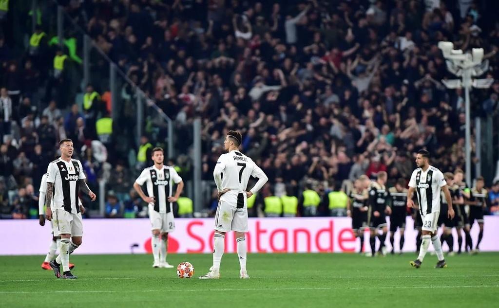 Co Ronaldo, Juventus van nham chan va cu ky hinh anh 1