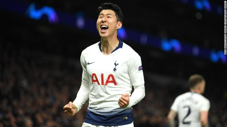 Son Heung-min anh 1
