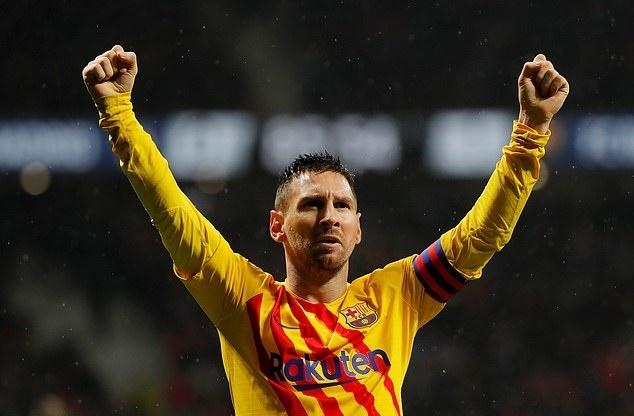 Messi chay da hoan hao truoc gala Qua bong Vang 2019 hinh anh 1