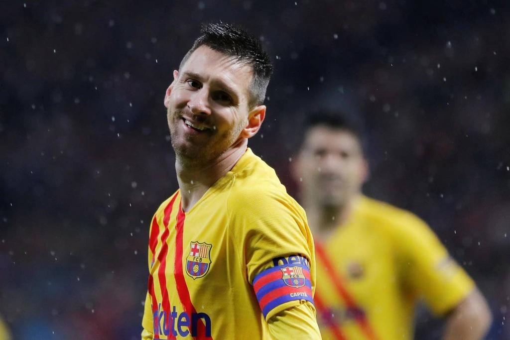 Messi chay da hoan hao truoc gala Qua bong Vang 2019 hinh anh 9