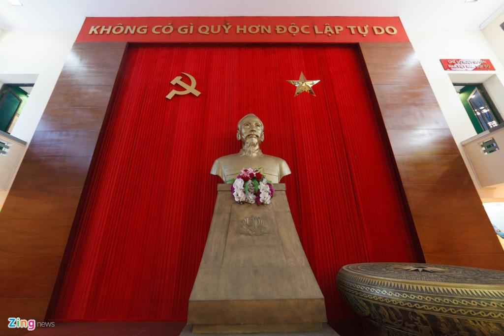 Noi luu giu ky niem Chien dich Ho Chi Minh lich su hinh anh 1