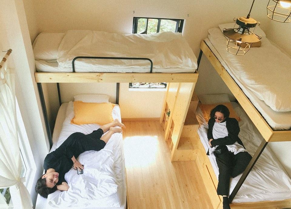 Da Lat: Nhung homestay co phong dorm da xinh lai con re hinh anh 5