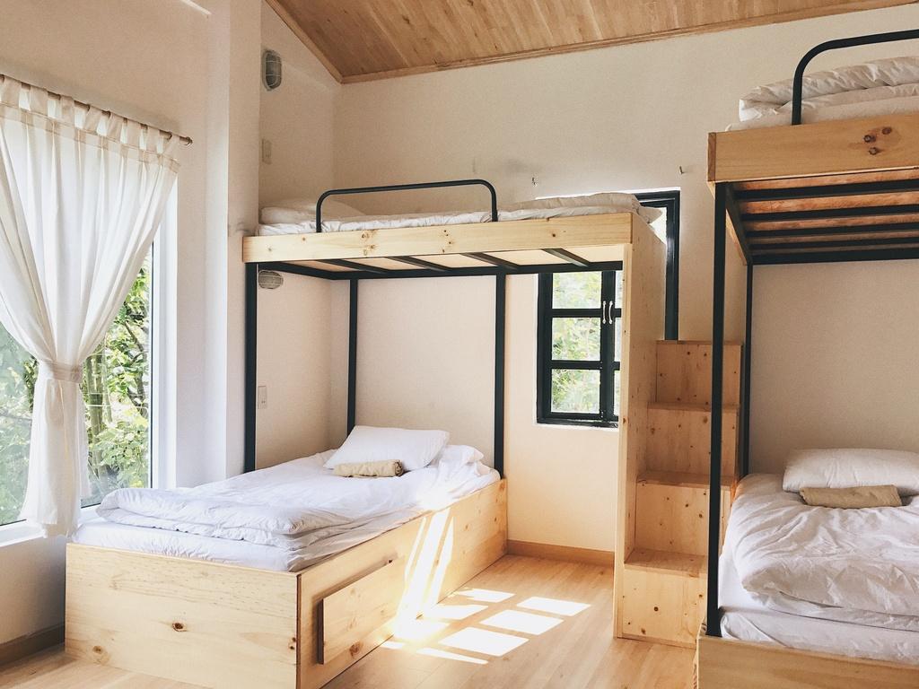Da Lat: Nhung homestay co phong dorm da xinh lai con re hinh anh 1