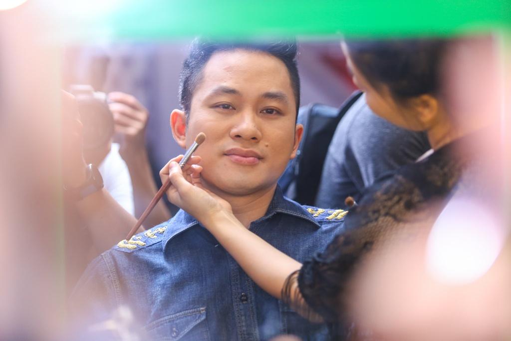 Thanh Lam thay Ho Ngoc Ha ngoi ghe nong X Factor hinh anh 9