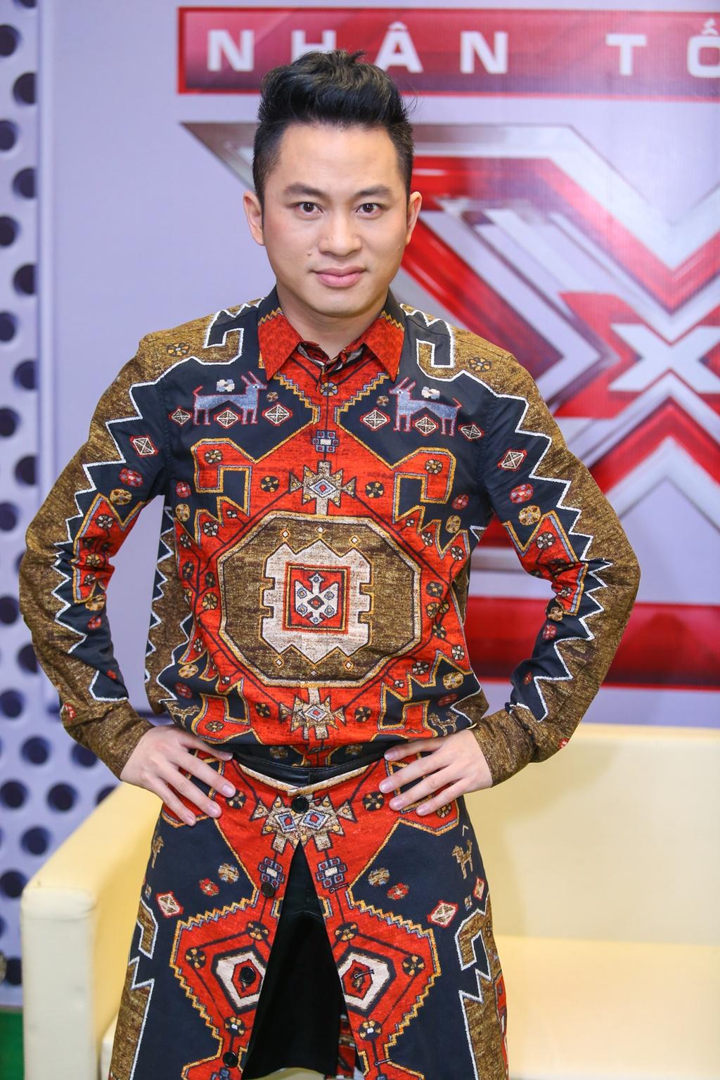 Thanh Lam thay Ho Ngoc Ha ngoi ghe nong X Factor hinh anh 10