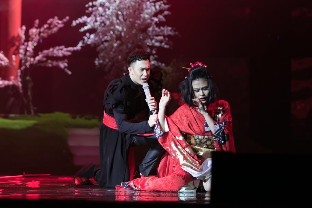 Ho Ngoc Ha quyen ru, chinh phuc hit 'Say tinh' cua Mr. Dam hinh anh 21