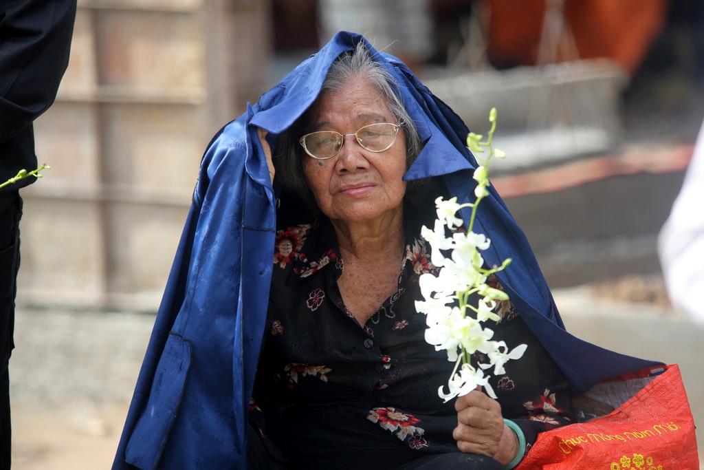 Quang Linh, Cam Van den som tien NSUT Quang Ly hinh anh 19