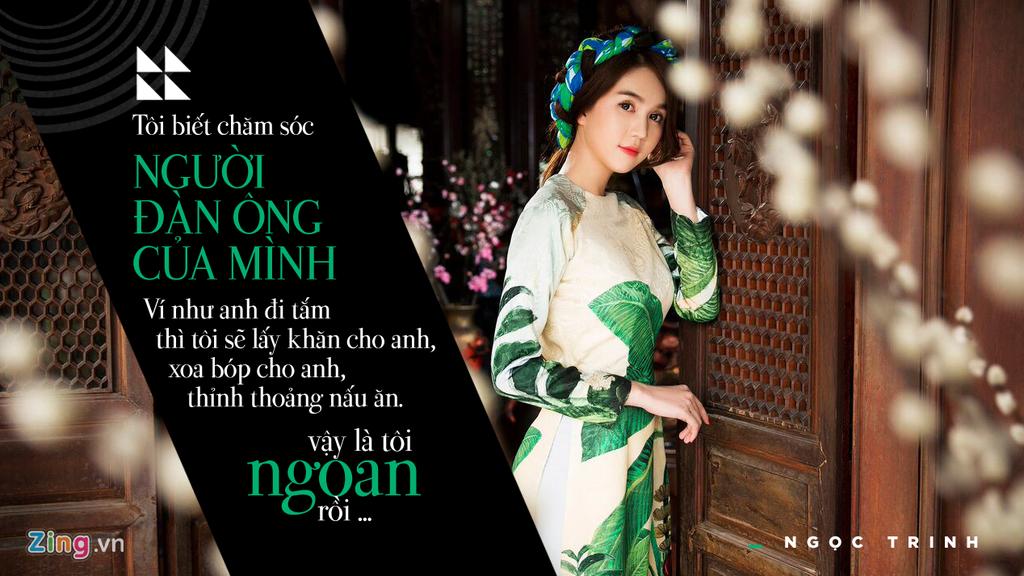 Phat ngon cua Ngoc Trinh ve chuyen tinh voi dai gia lon tuoi hinh anh 5