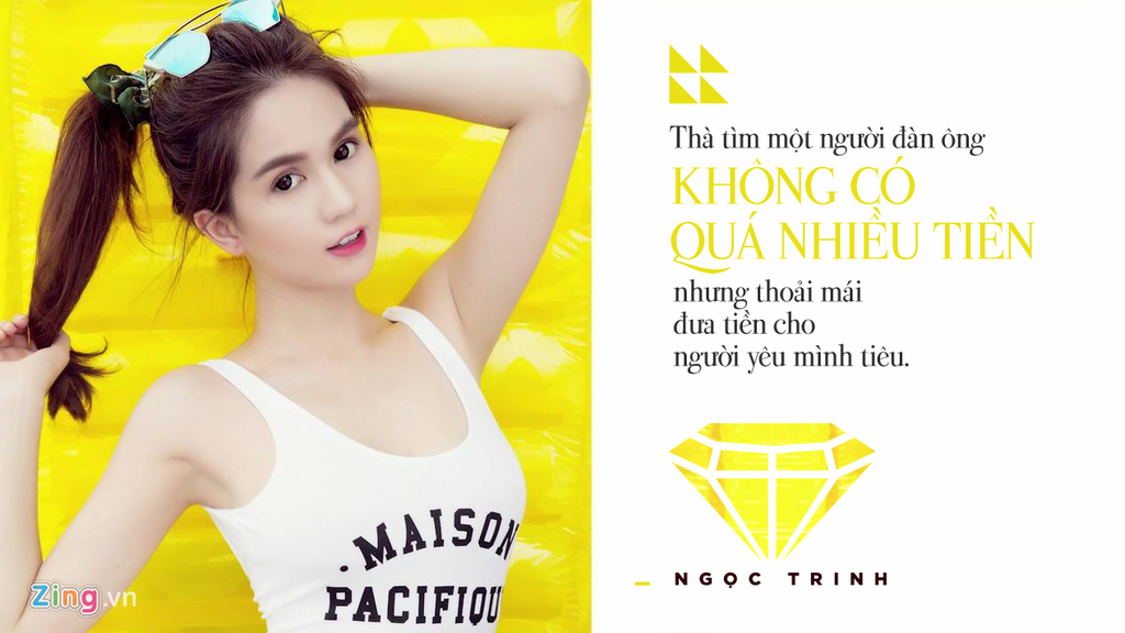 Phat ngon cua Ngoc Trinh ve chuyen tinh voi dai gia lon tuoi hinh anh 6