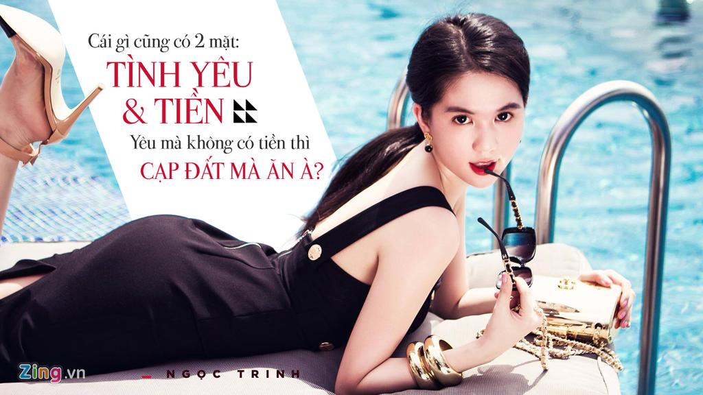 Phat ngon cua Ngoc Trinh ve chuyen tinh voi dai gia lon tuoi hinh anh 7