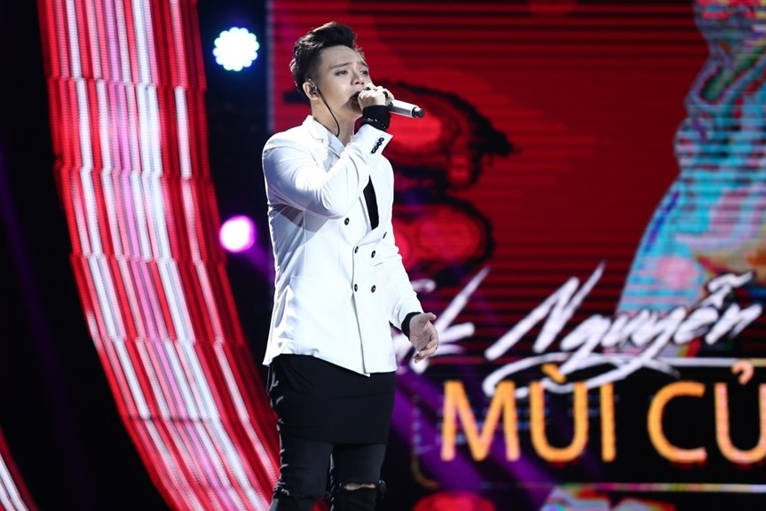 Hoc tro Le Minh Son hung con mua loi che tu HLV Sing My Song hinh anh 5