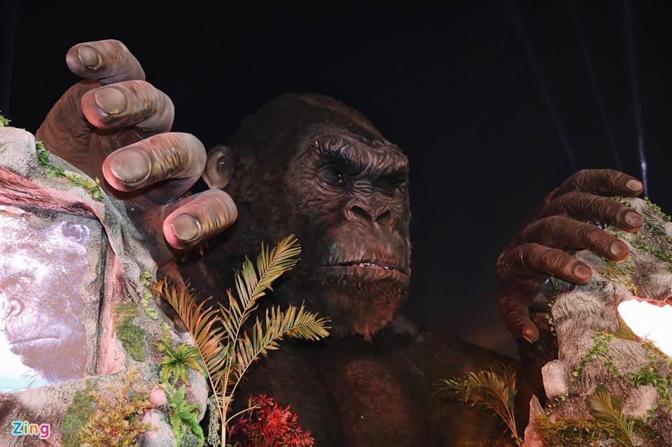 San khau 'Kong: Skull Island': Tu hoanh trang den chay tro khung sat hinh anh 3