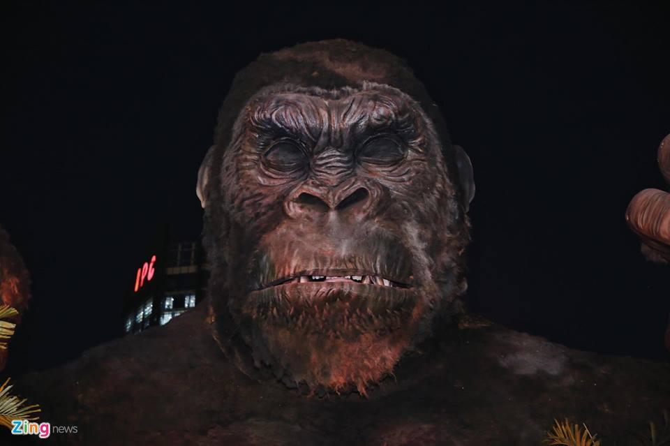 San khau 'Kong: Skull Island': Tu hoanh trang den chay tro khung sat hinh anh 4