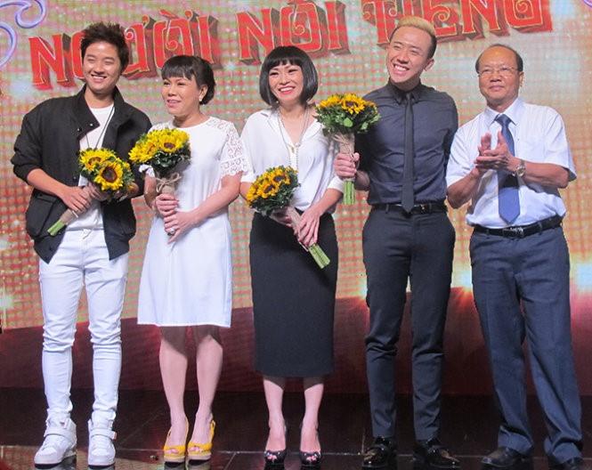 Giam doc TH Vinh Long: Khong bi phan ung Tran Thanh chua chac nhan sai hinh anh 1