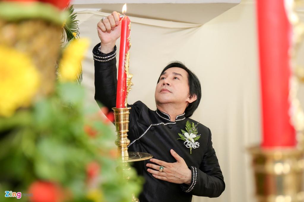 Kim Tu Long va vo cu vui ve trong le cuoi con gai dau long hinh anh 1