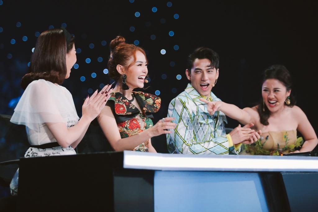 Minh Hang 'muon sinh con ngay lap tuc' vi hot boy Vietnam Idol Kids hinh anh 4