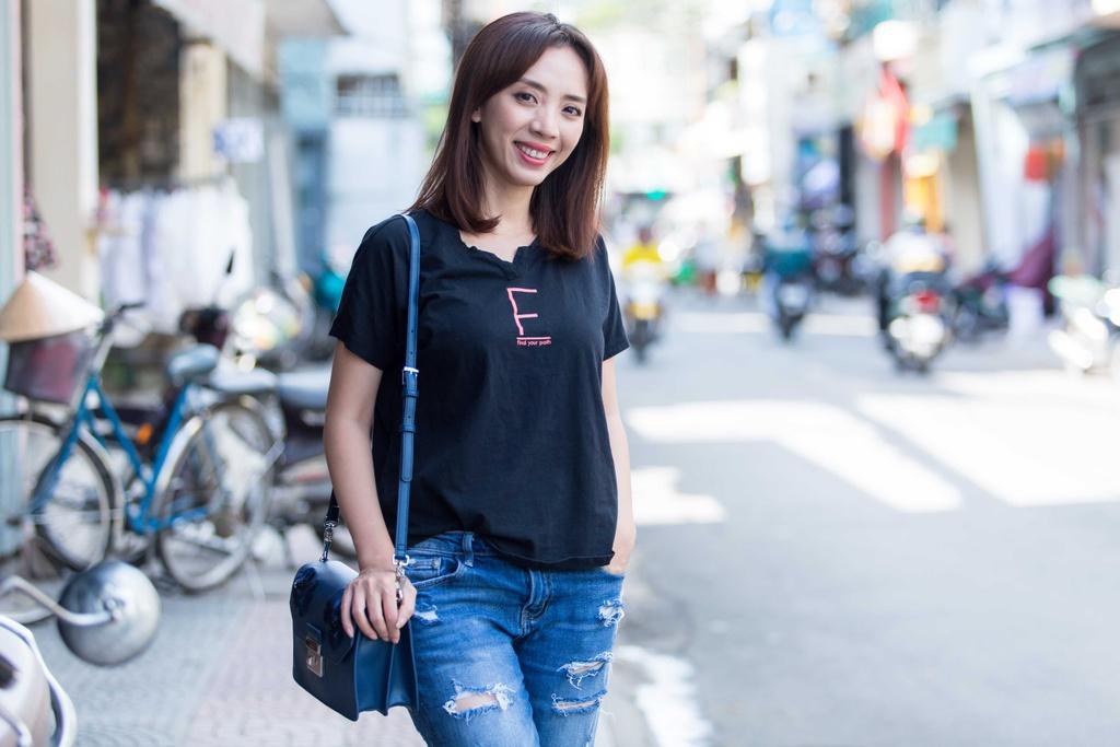 Thu Trang: 'Hai lan dong thai, phai nhap vien vi lo kiem cai an' hinh anh 3