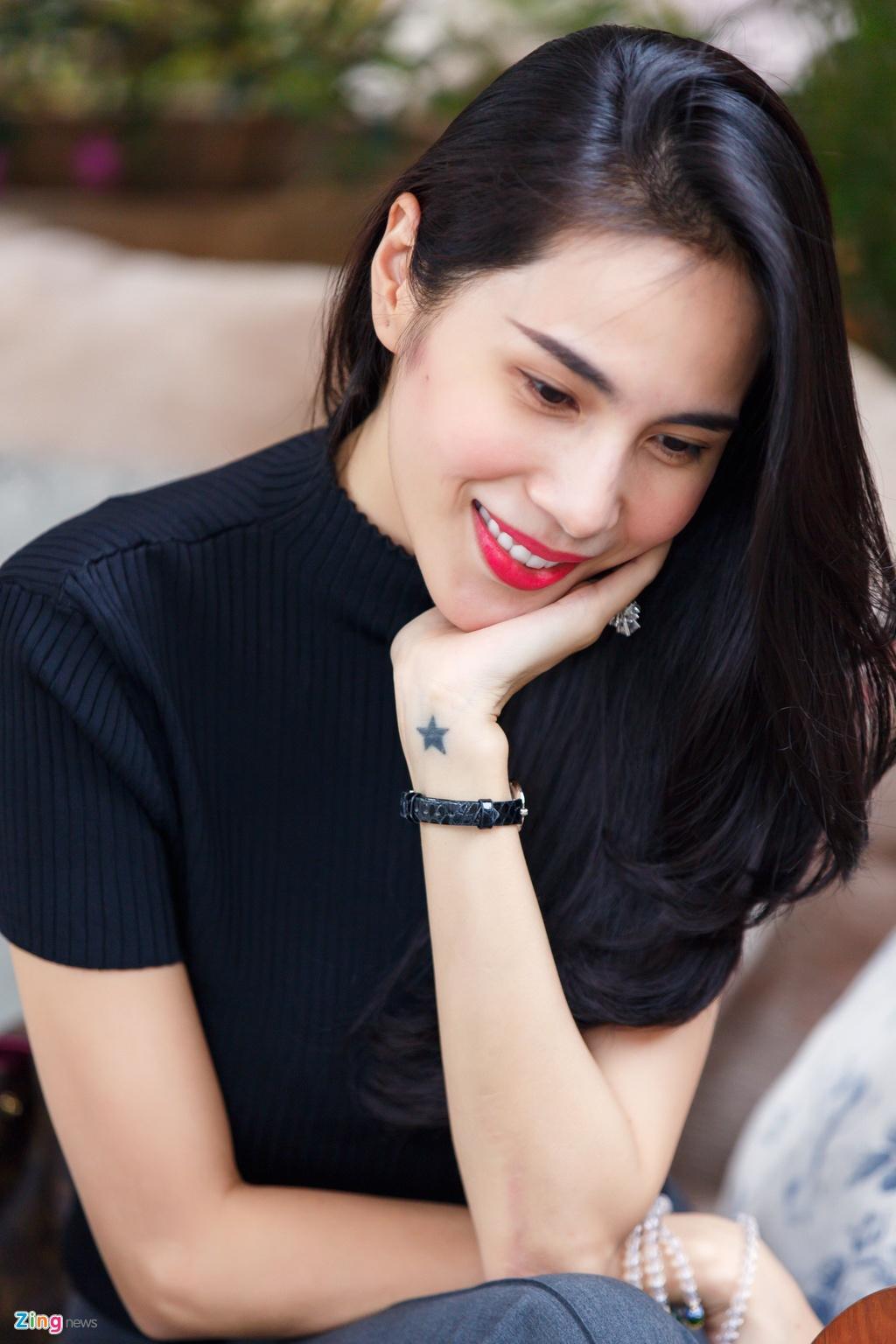 Thuy Tien: 'Toi lam tu thien con bi chui, noi gi den viec hat bolero' hinh anh 5