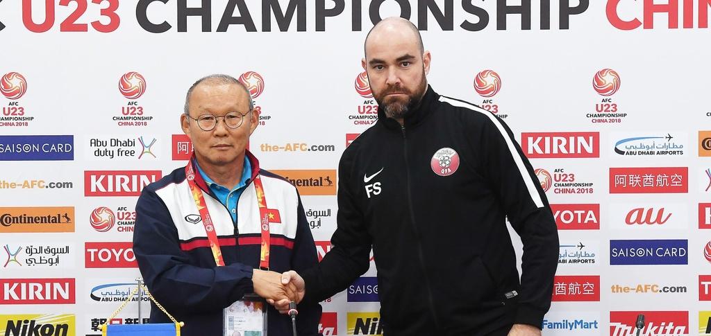 Vi sao Huu Thang dai bai, con Park Hang-seo thanh cong o U23 Viet Nam? hinh anh 2