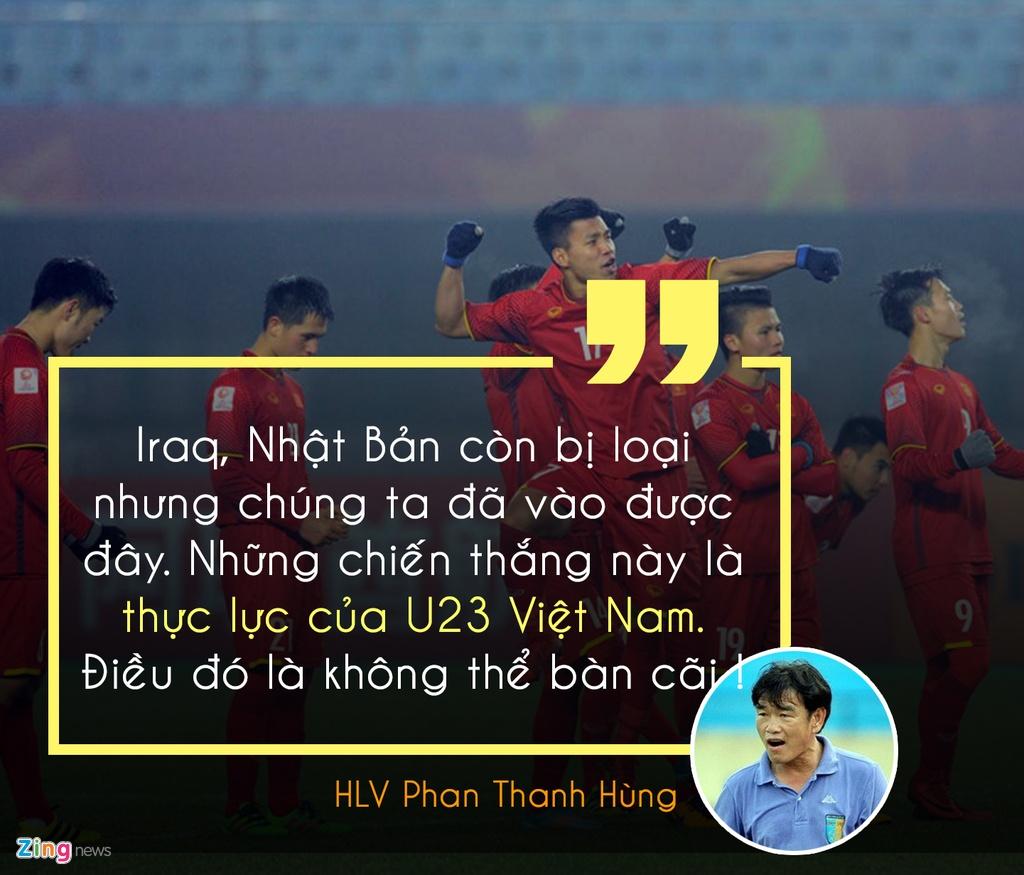 Vi sao Huu Thang dai bai, con Park Hang-seo thanh cong o U23 Viet Nam? hinh anh 4