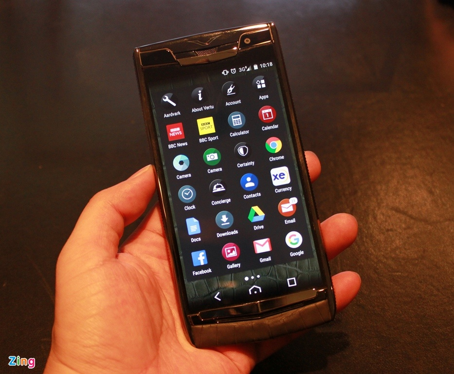 Dien thoai Vertu chay Android gia 470 trieu dong o VN hinh anh 12