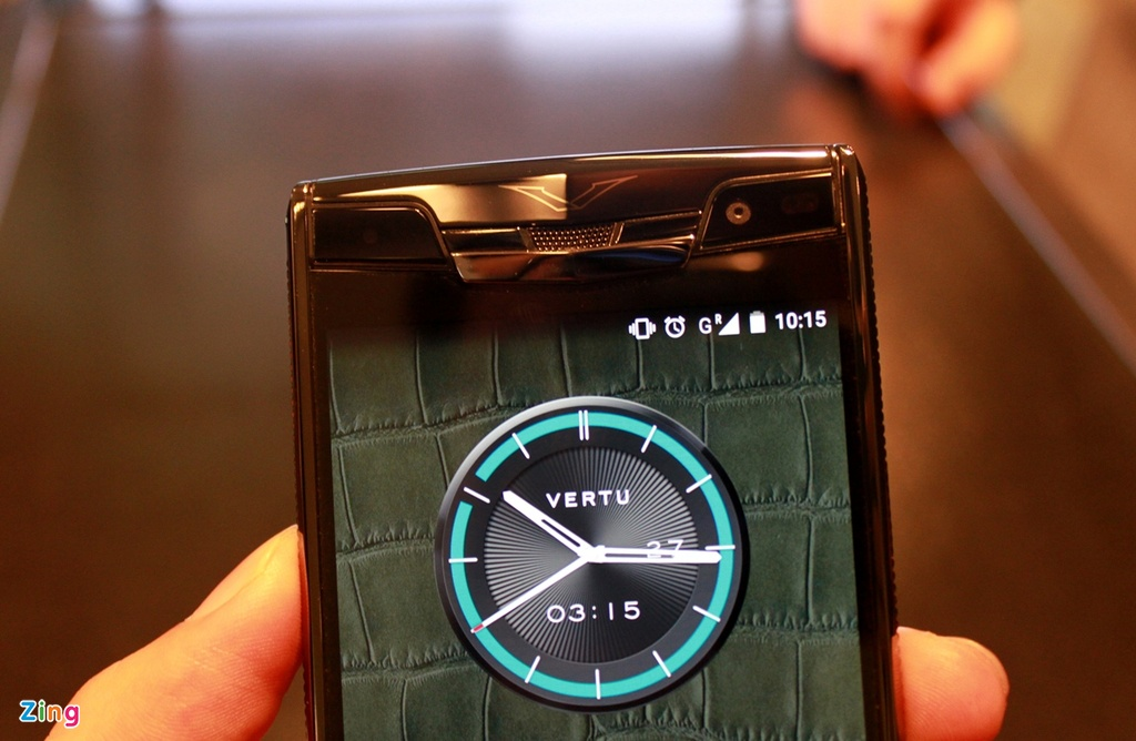 Dien thoai Vertu chay Android gia 470 trieu dong o VN hinh anh 2