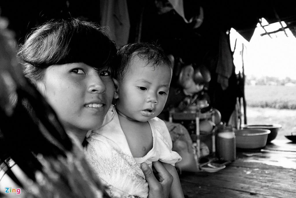 Xom Viet kieu khong co tuong lai o Tay Ninh hinh anh 6