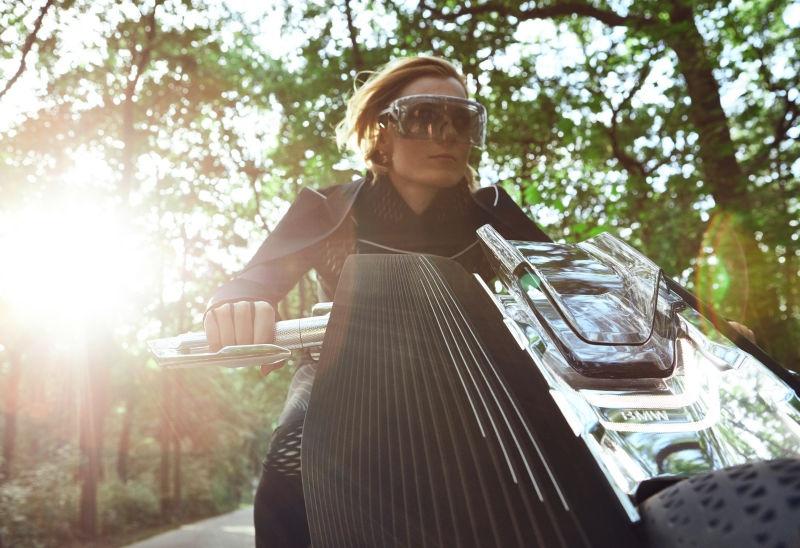 BMW Motorrad Vision Next 100 anh 9