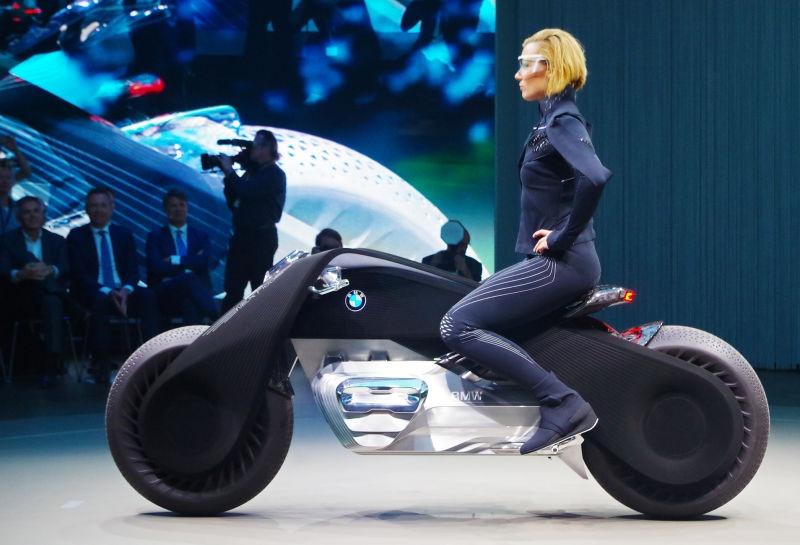 BMW Motorrad Vision Next 100 anh 1