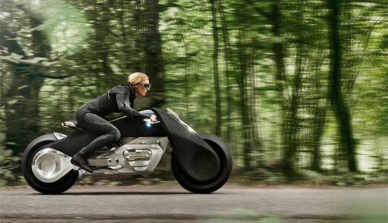 BMW Motorrad Vision Next 100 anh 5