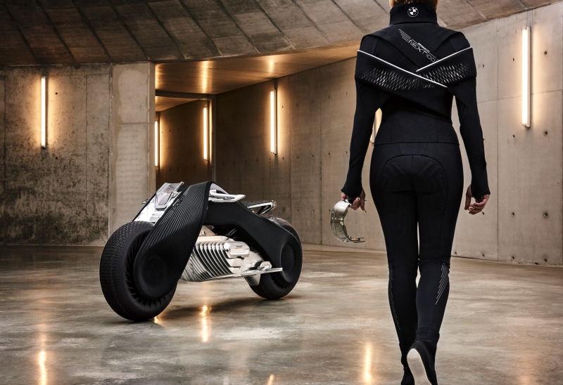 BMW Motorrad Vision Next 100 anh 6