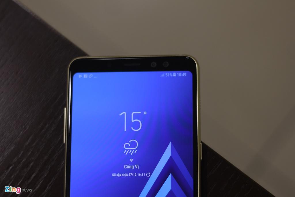 Hinh anh Galaxy A8+ anh 2