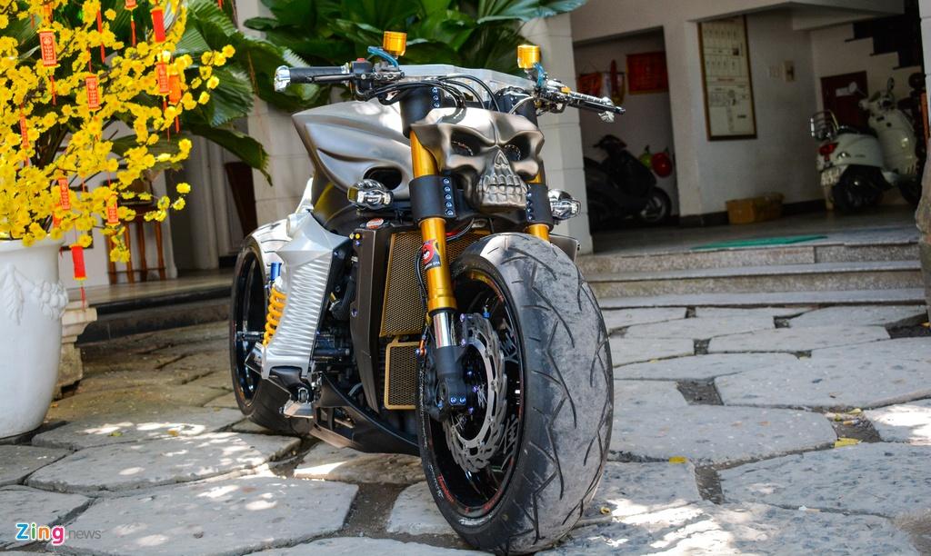 Suzuki Hayabusa do banh beo va phuoc keo doc nhat Viet Nam hinh anh 2