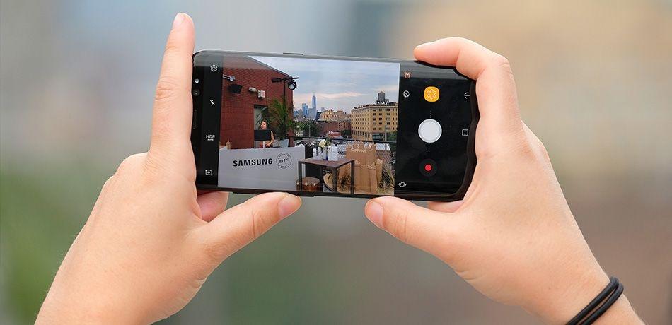 Camera khau do kep tren Galaxy S9: Khac biet voi phan con lai hinh anh 1