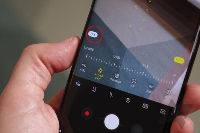 Camera khau do kep tren Galaxy S9: Khac biet voi phan con lai hinh anh 2