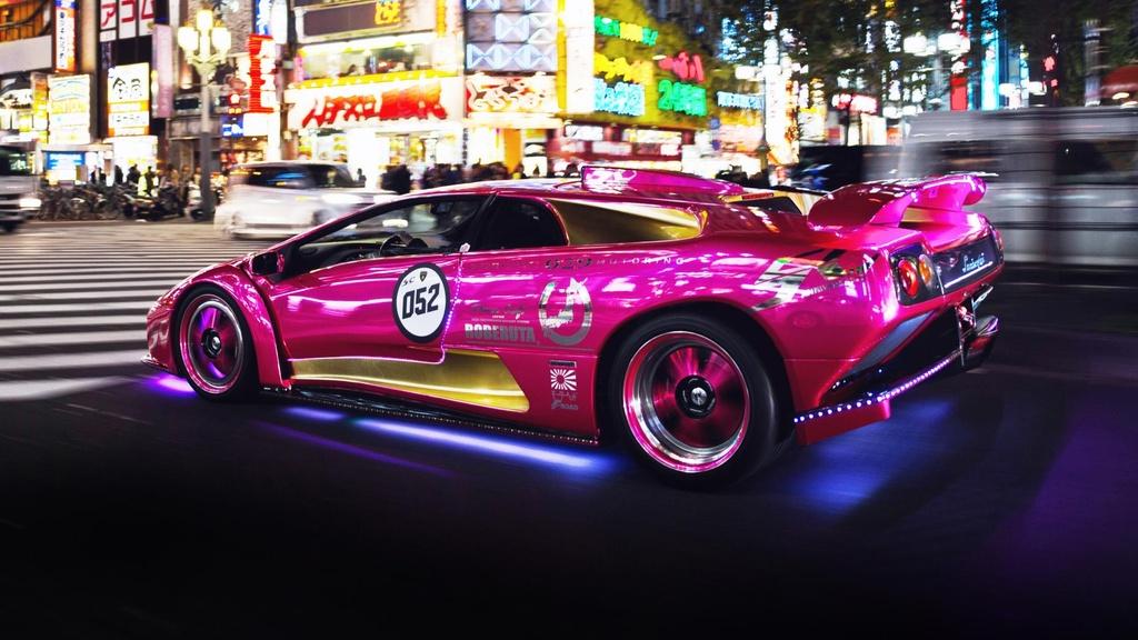 Tay chu xe Lamborghini 'dien' nhat the gioi hinh anh 2