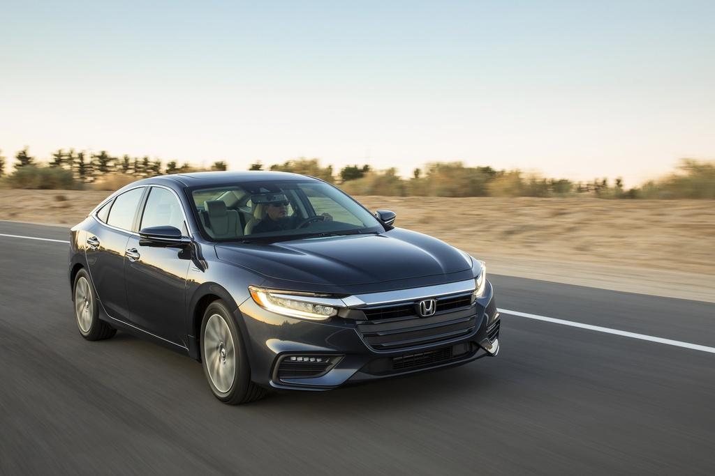 Honda sap ra mat Insight 2019, tieu thu nhien lieu 4,2l/100 km hinh anh 1
