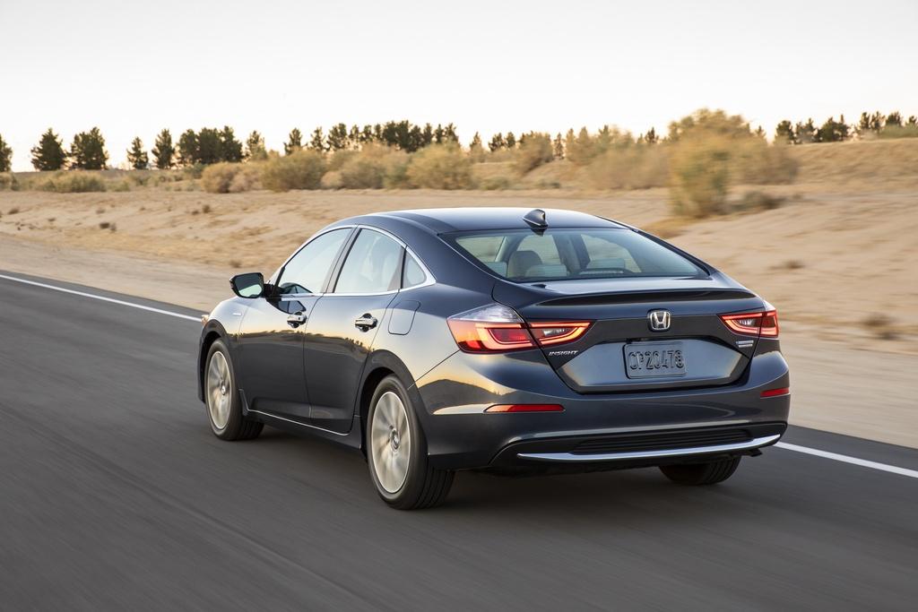 Honda sap ra mat Insight 2019, tieu thu nhien lieu 4,2l/100 km hinh anh 6