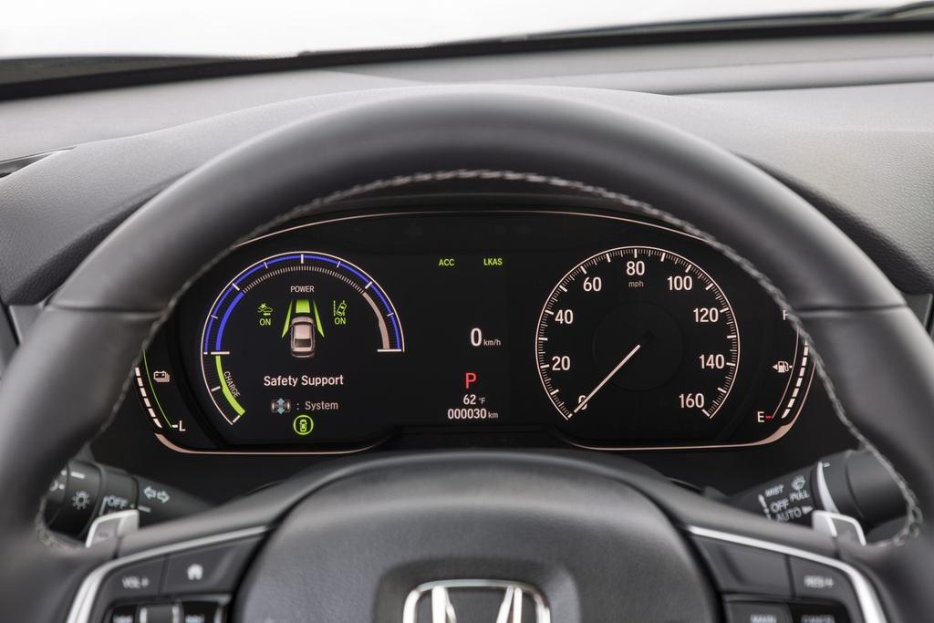 Honda sap ra mat Insight 2019, tieu thu nhien lieu 4,2l/100 km hinh anh 3