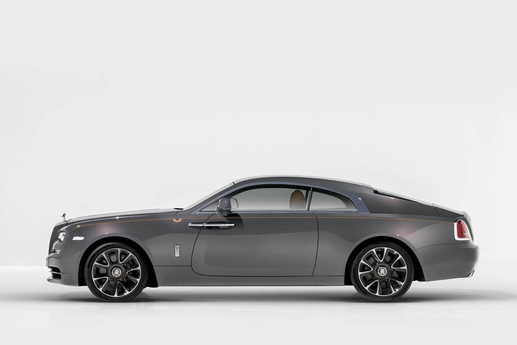 Rolls-Royce Wraith ban 'mua sao bang' ra mat hinh anh 3