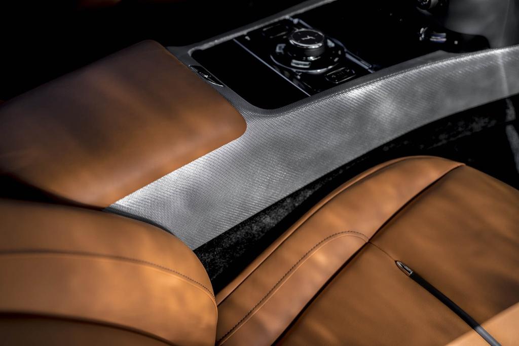 Rolls-Royce Wraith ban 'mua sao bang' ra mat hinh anh 4